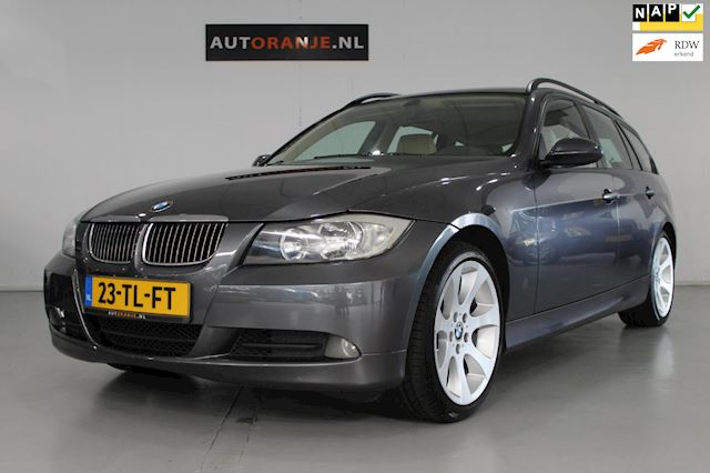 BMW 3-serie Touring 318i Business Line Clima, Cr Control, 6 Bak, Nette Staat!!