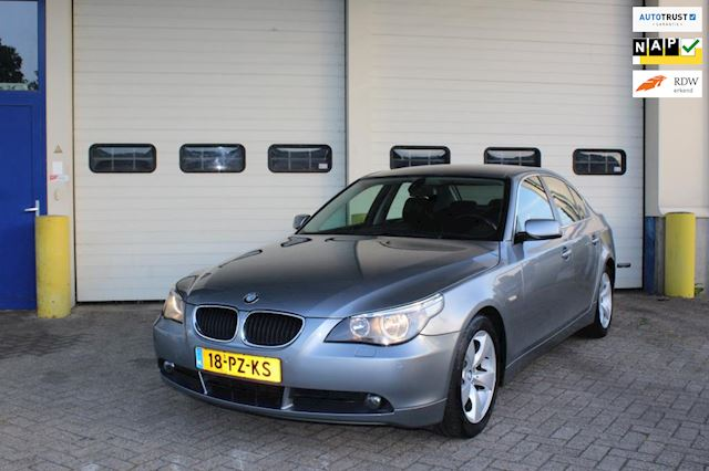 BMW 5-serie occasion - DAAN Automotive