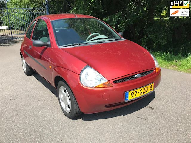 Ford Ka 1.3 Cool & Sound super netjes, Dealerauto mat NAP