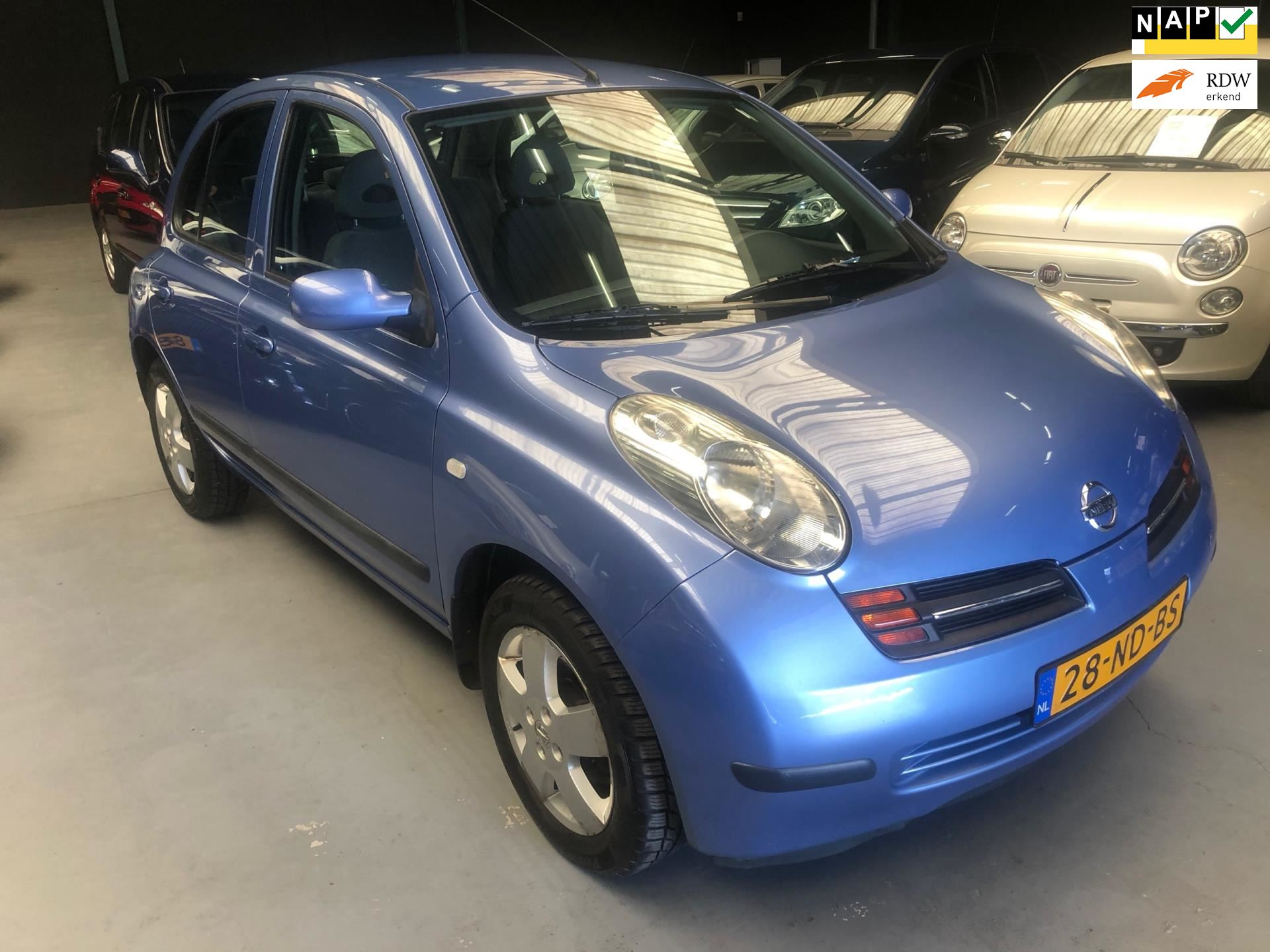 Nissan Micra occasion - Rico Cars