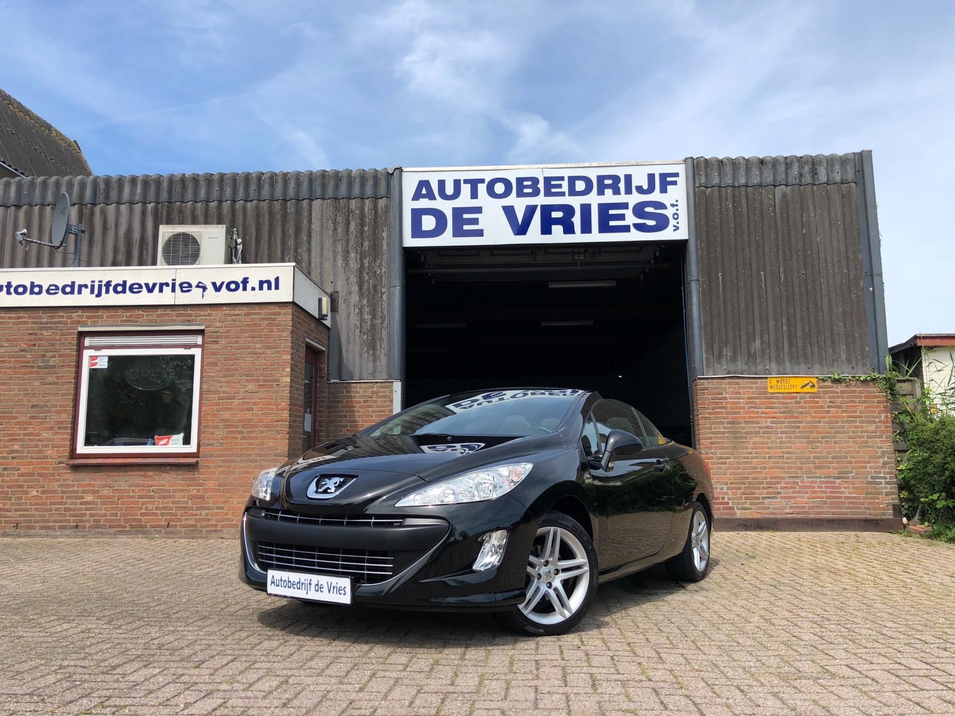 Peugeot 308 CC occasion - Autobedrijf de Vries