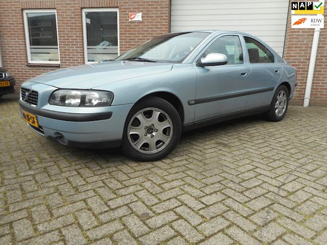 Volvo S60 2.4 Edition airco 2.4 automaat