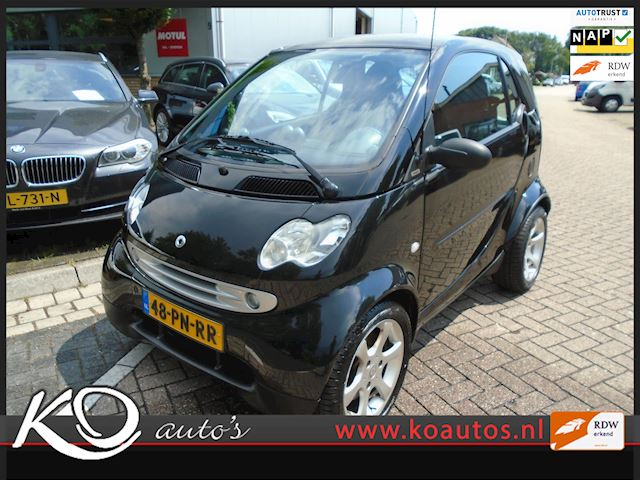 Smart Fortwo coupé 0.7 pulse