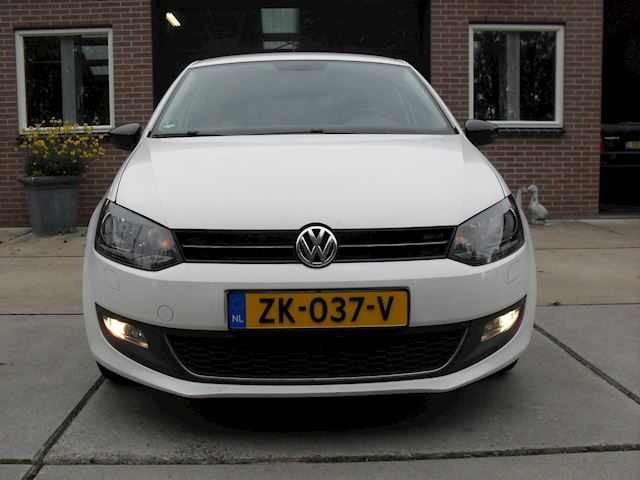 Volkswagen Polo 1.2-12V BlueMotion Trendline