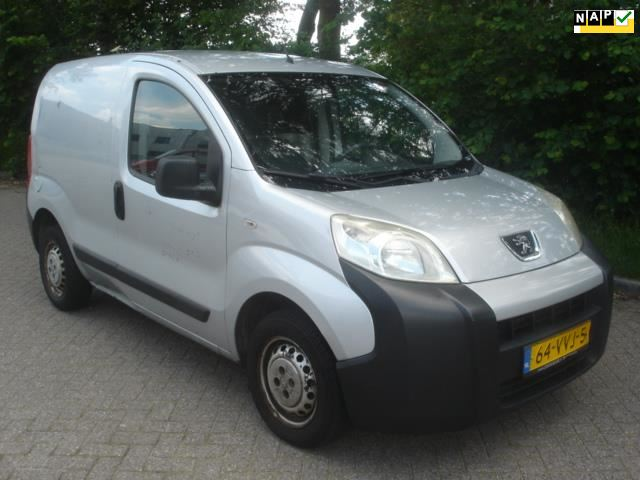 Peugeot Bipper occasion - Theo Sonder Auto's