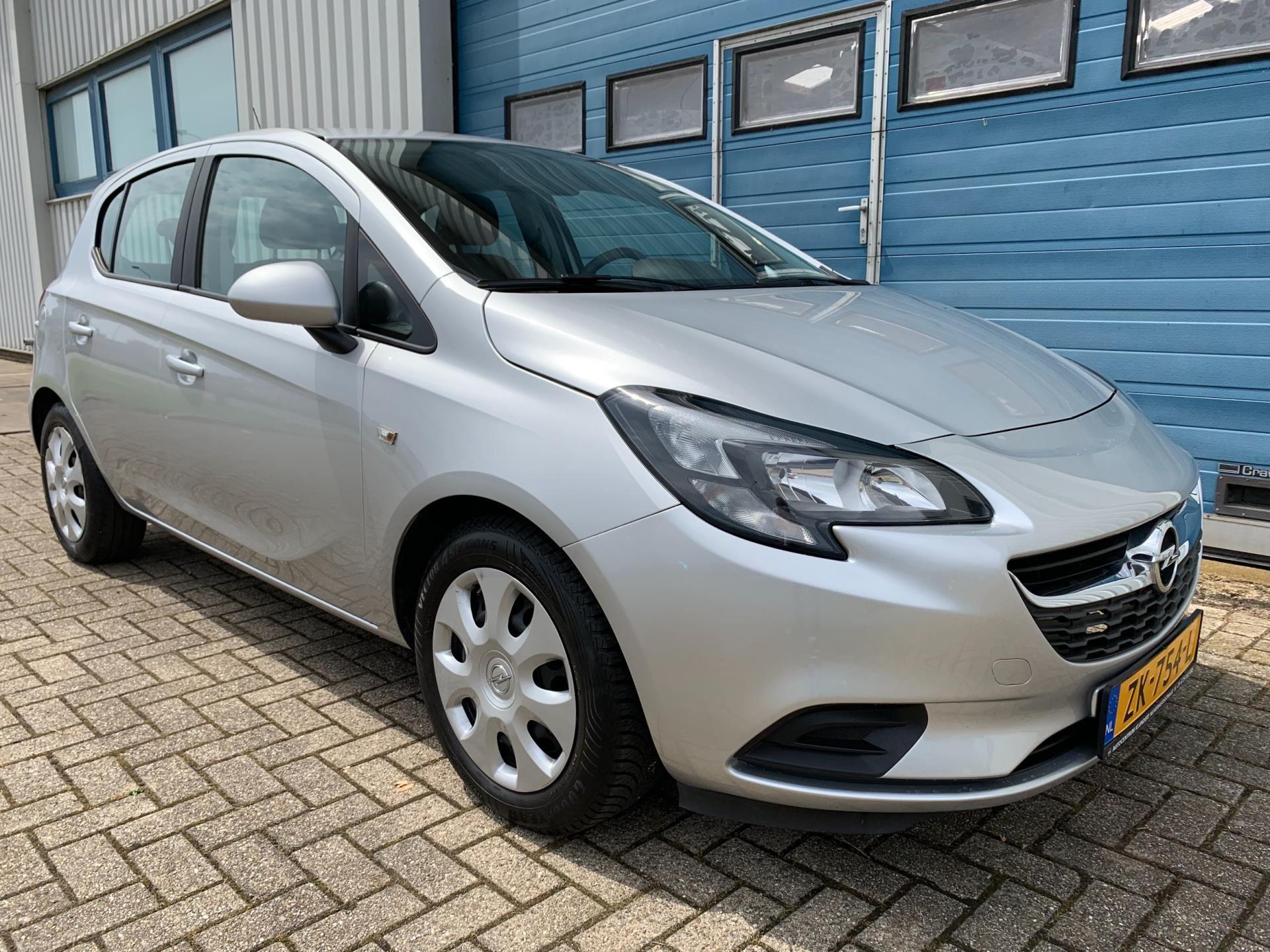 Opel Corsa - 1.4 Bi- Fuel Business+ NETTE AUTO, AIRCO ...