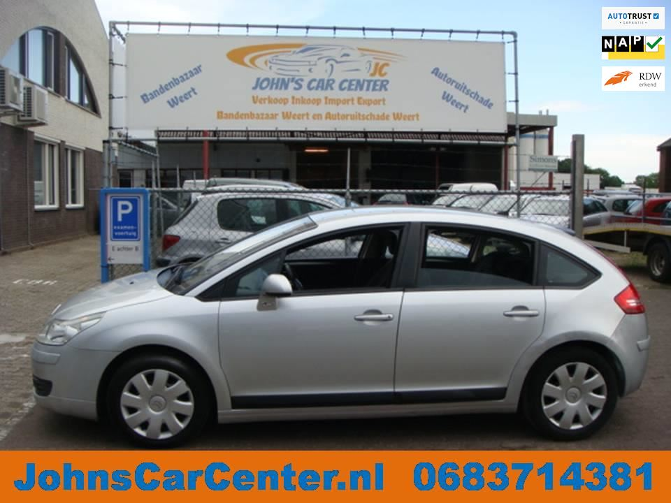Citroen C4 occasion - John's Car Center