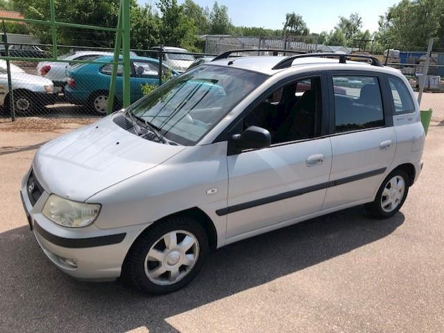 Hyundai Matrix 1.6i Silver Edition AIRCO GERESERVEERD !!!