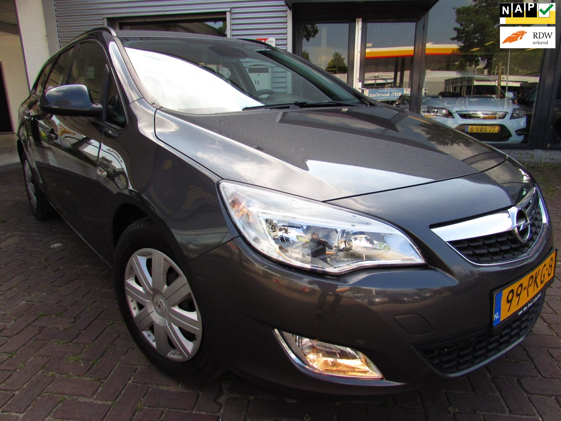 Opel Astra Sports Tourer occasion - D&M Cars