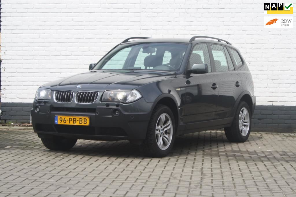 BMW X3 occasion - Bizar Auto's Import & Export