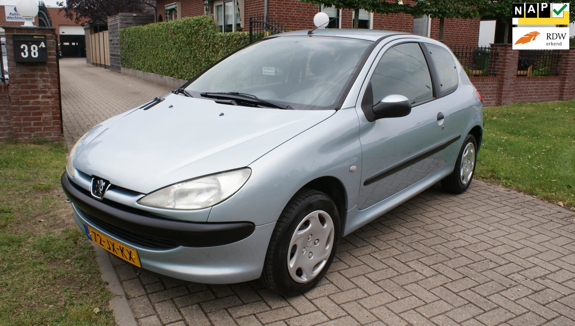 Peugeot 206 occasion - Autoservice Wachtmeester