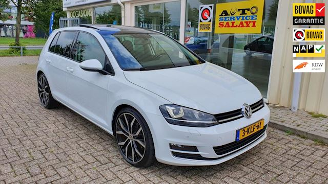 Volkswagen Golf 1.4 TSI ACT Highline Full optie, Panorama dak