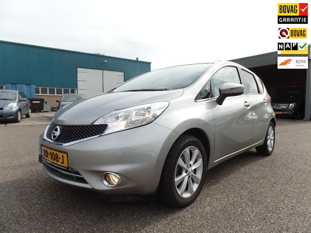 Nissan Note 1.2 DIG-S Connect Edition OPTIE