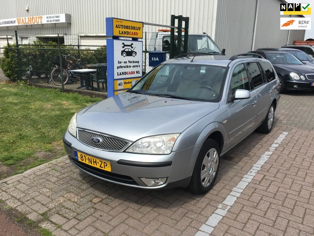 Ford Mondeo Wagon occasion - Land Cars Middelburg