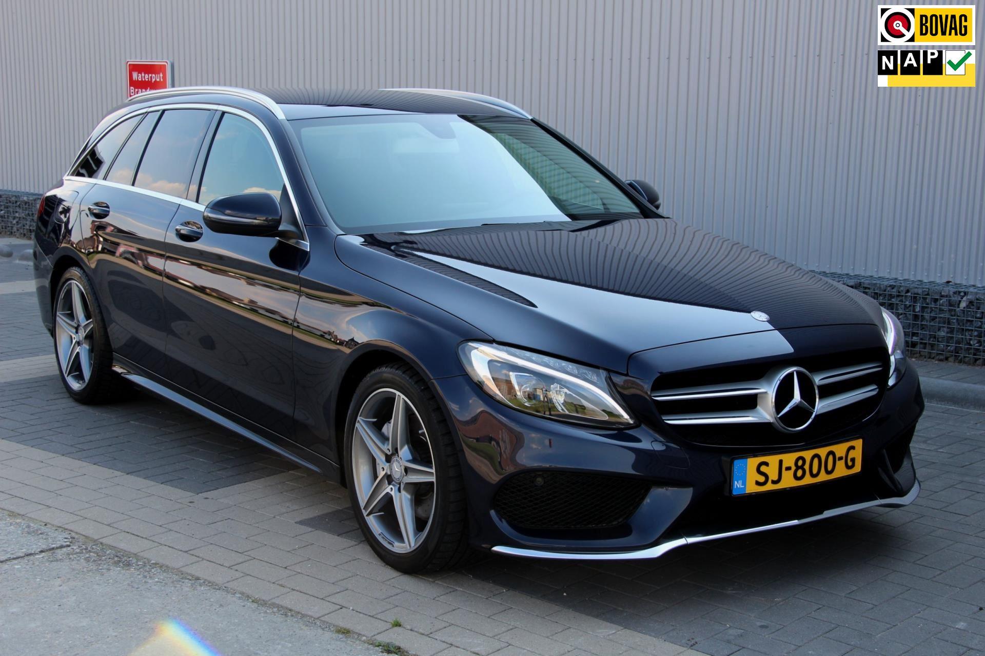 Mercedes-Benz C-klasse Estate occasion - BF Auto's