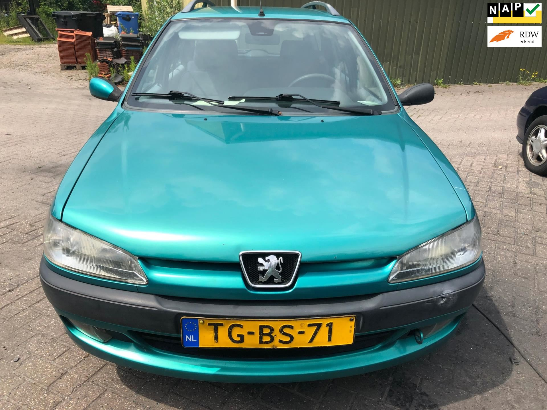 Peugeot 306 Break occasion - Buhne Auto's