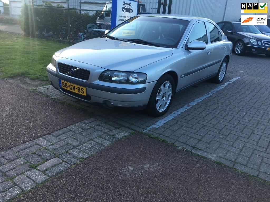 Volvo S60 occasion - Land Cars Middelburg