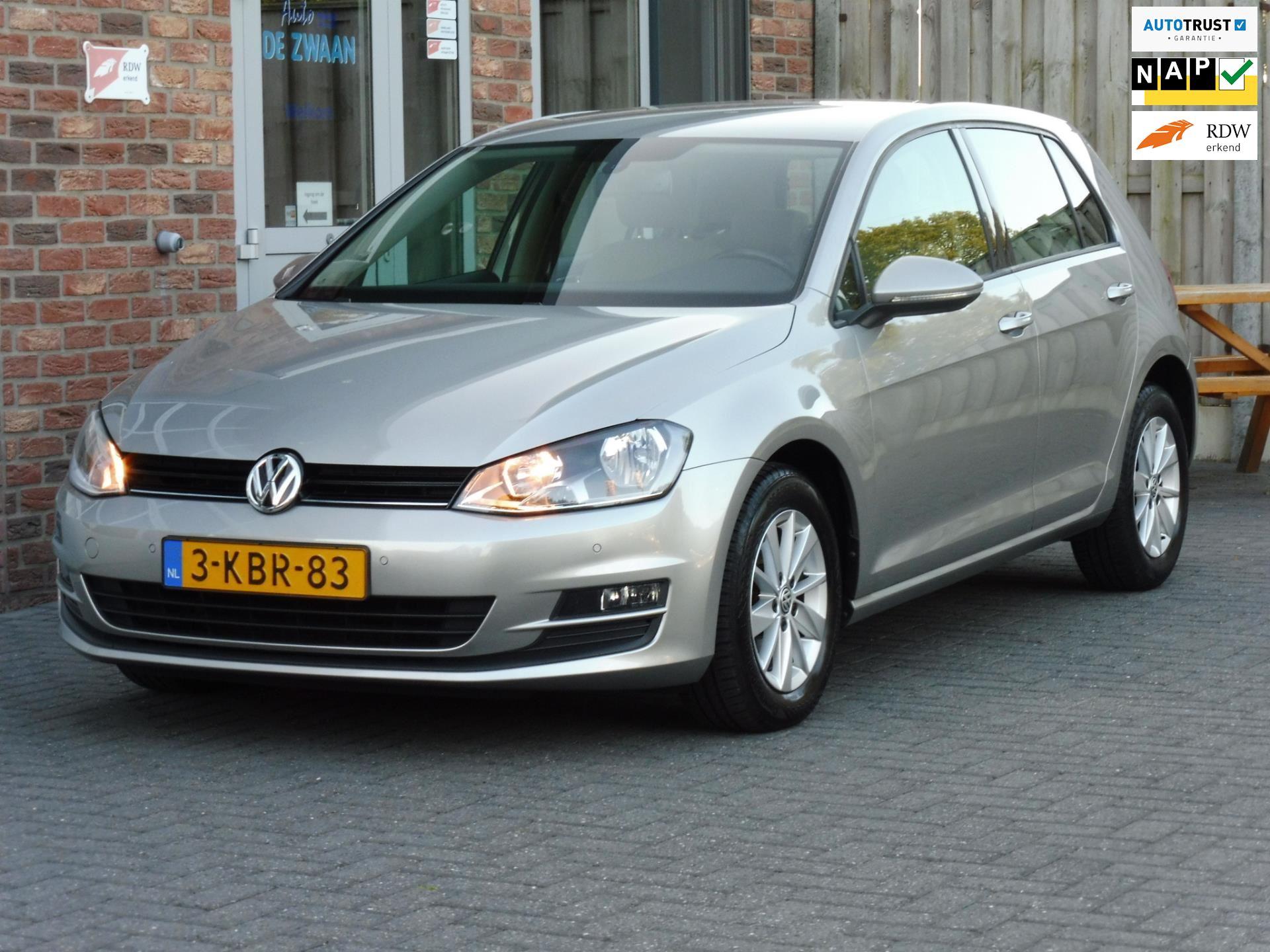 Volkswagen Golf occasion - Auto de Zwaan