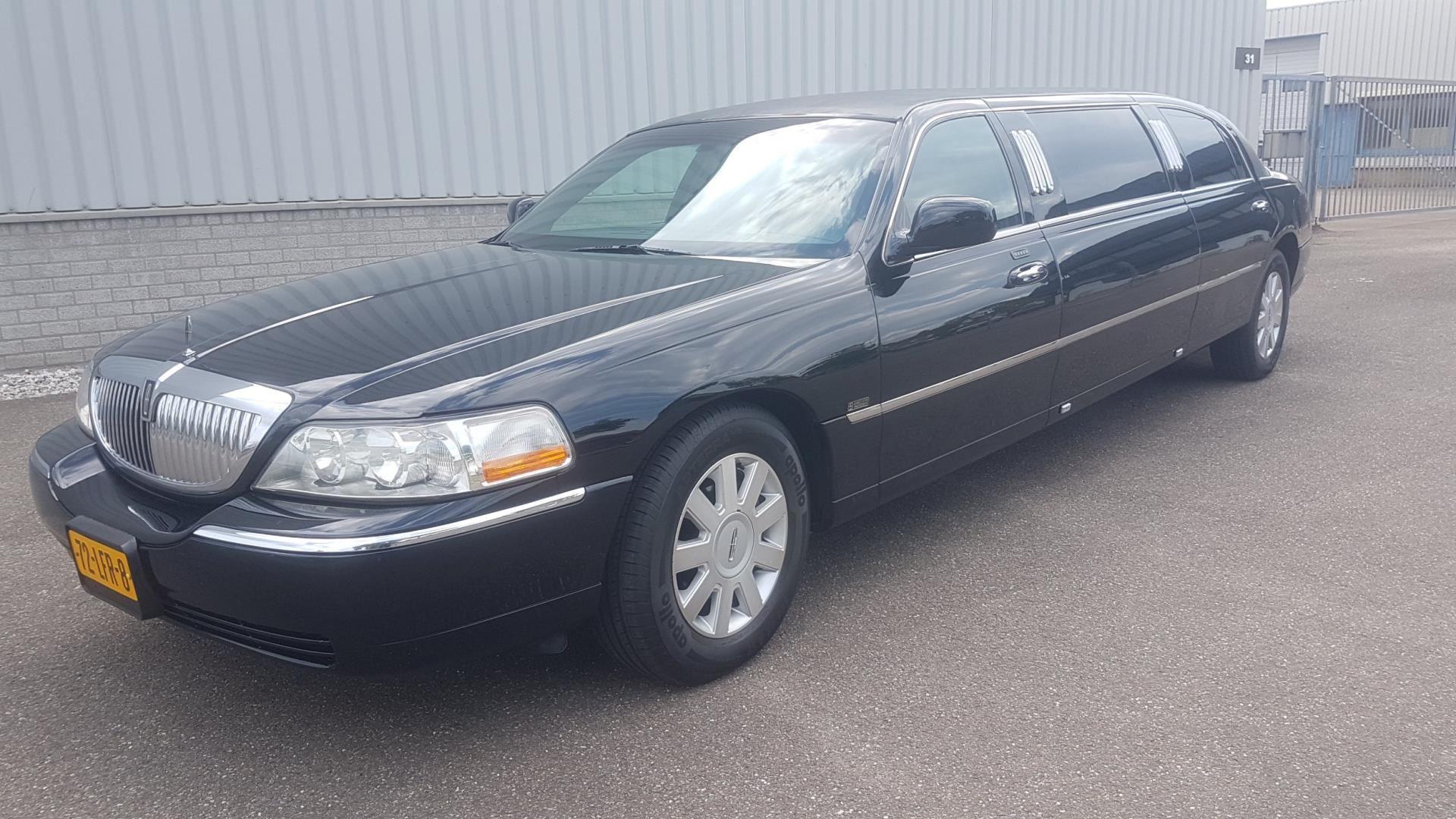 Lincoln TOWN CAR occasion - Terborg Auto's