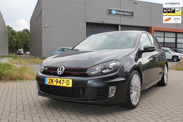 Volkswagen Golf 2.0 TSI GTI Edition 35 Highline Leer Led navigatie