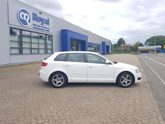 Audi A3 Sportback 2.0 TDI Ambition Business Edition LEDER NAVI, CLIMA, CAMERA, ELECTR PAKKET VOL