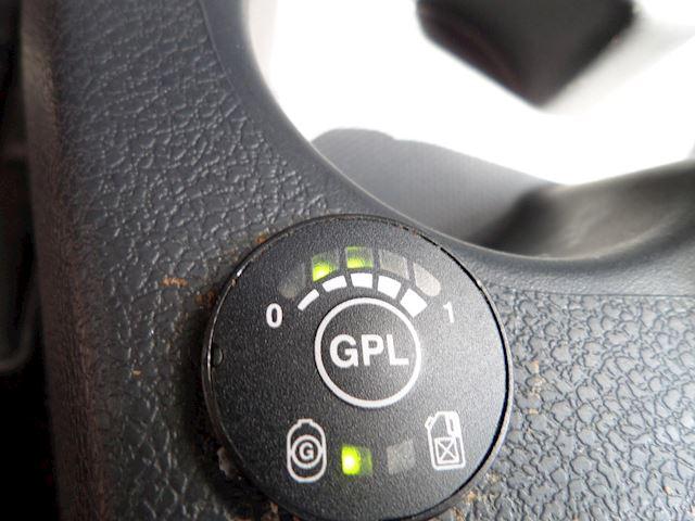 Dacia Lodgy 1.6 SCe 7p.  LPG G3