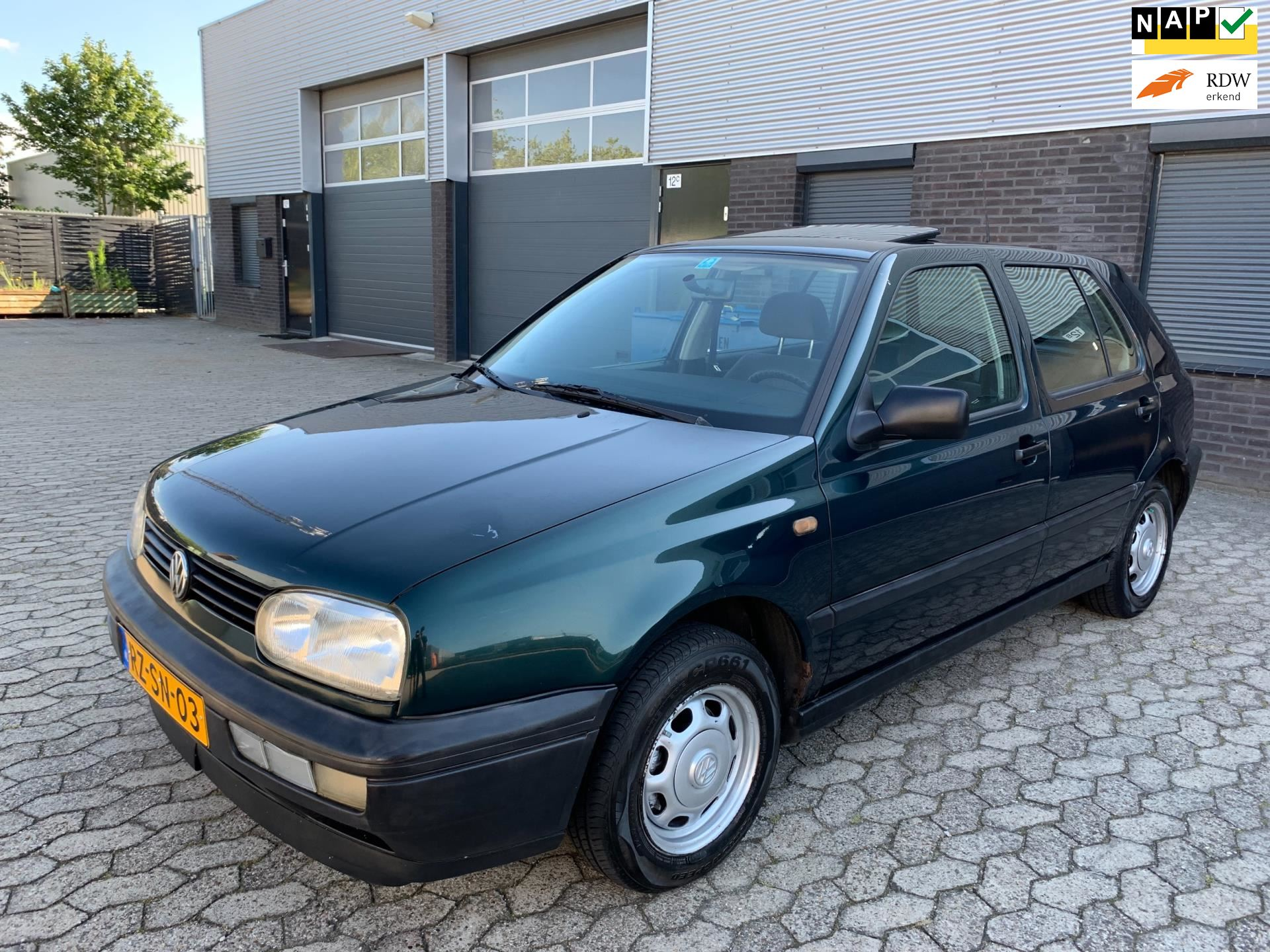 Volkswagen Golf occasion - City Cars Breda