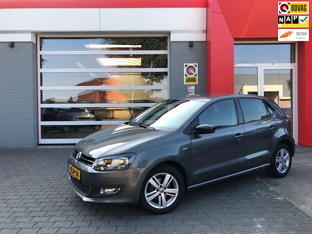 Volkswagen Polo 1.2-12V 5Drs MATCH Airco, Cruise