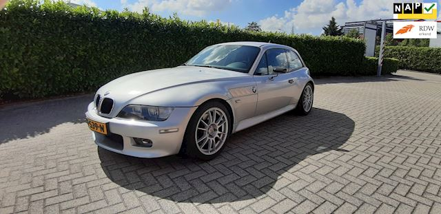 BMW Z3 Coupé 2.8 Airco 340pk Supercharged Beek Tuning Compressor Uniek!!