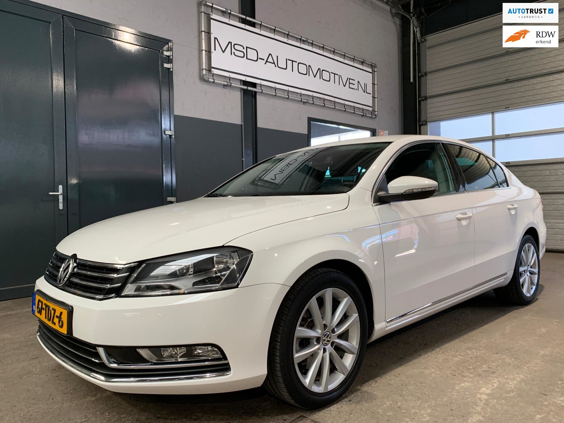 Volkswagen Passat occasion - MSD Automotive