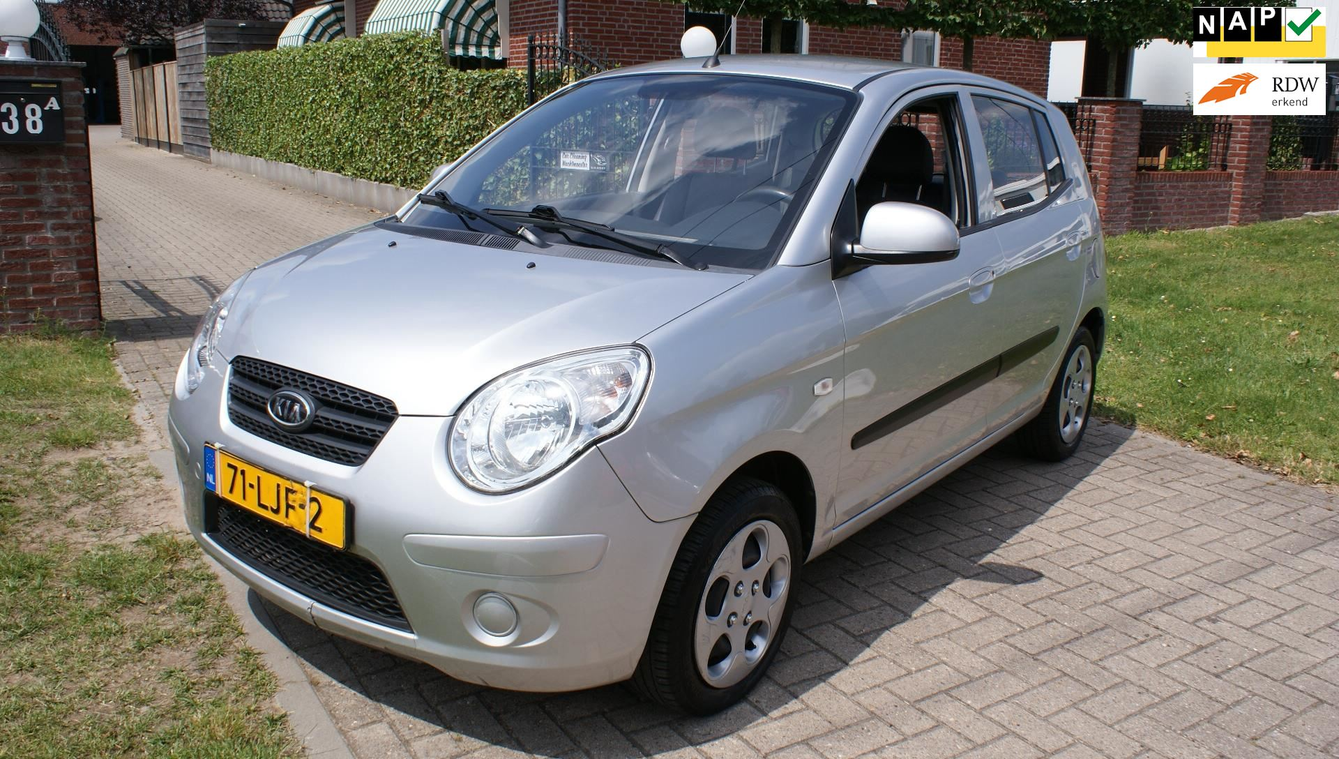 Kia Picanto occasion - Autoservice Wachtmeester