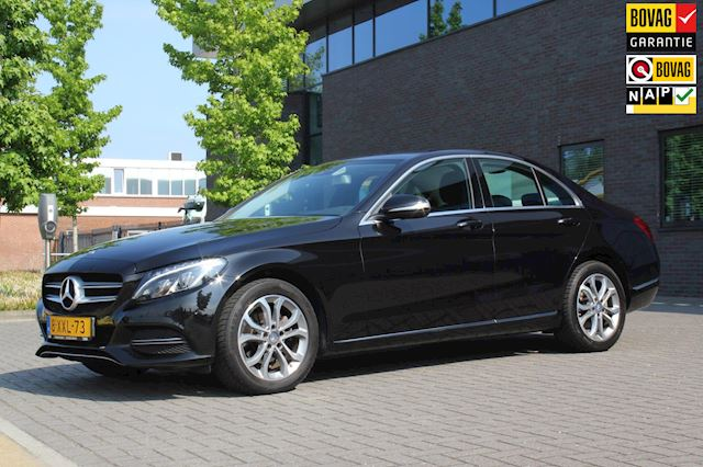 Mercedes-Benz C-klasse 180 CDI Lease Edition