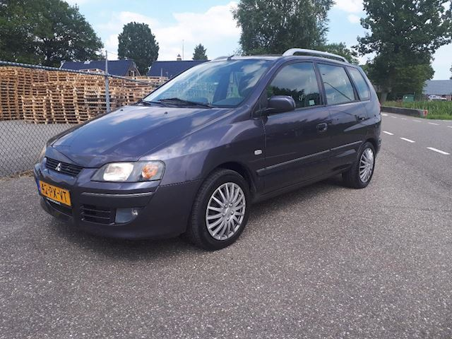 Mitsubishi Space Star 1.6 Inform Silver MET 10 MAANDEN A.P.K.  AIRCO