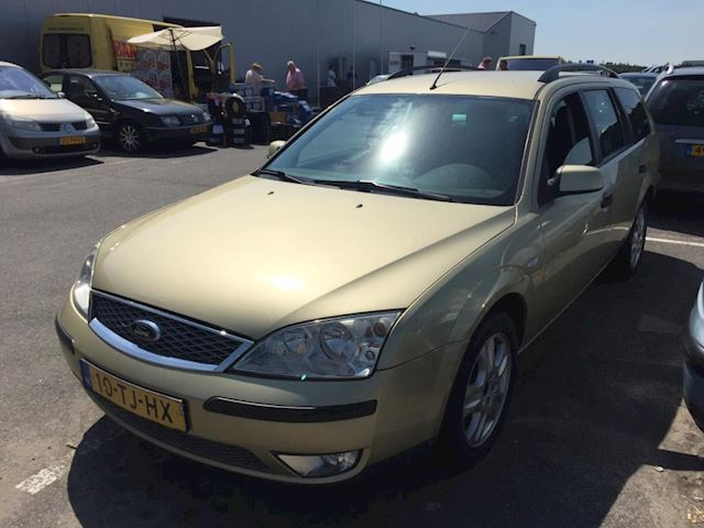 Ford Mondeo Wagon 2.0 TDCi Champion