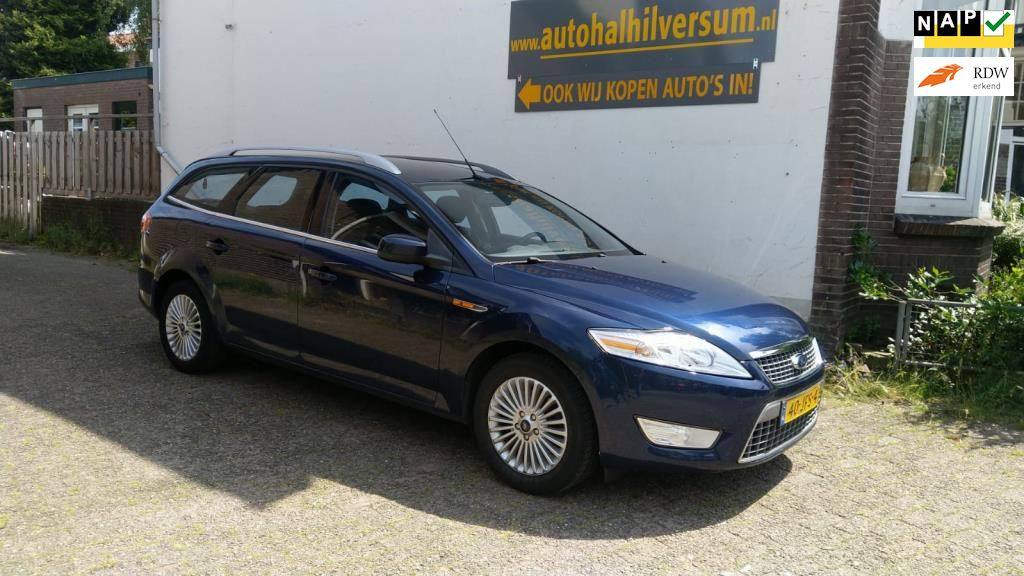 Ford Mondeo Wagon occasion - Autohal Hilversum