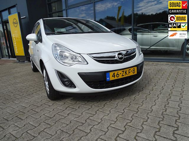 Opel Corsa 1.2-16V Anniversary Edition AUTOMAAT Navigatie