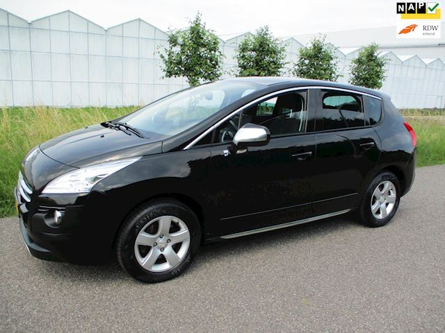 Peugeot 3008 2.0 HDiF HYbrid4 4X4 Automaat