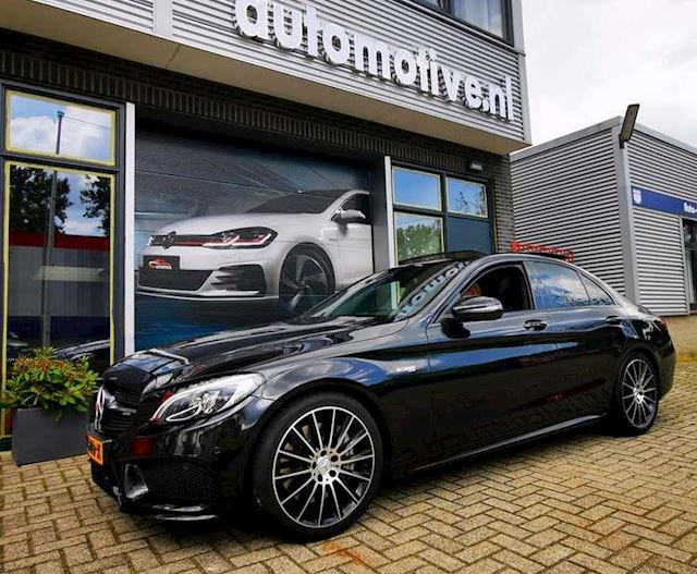 Mercedes-Benz C-klasse C43 AMG / VOL OPTIES / FABRIEKSGARANTIE / BTW AUTO PANO / HEAD-UP/ BURMESTER