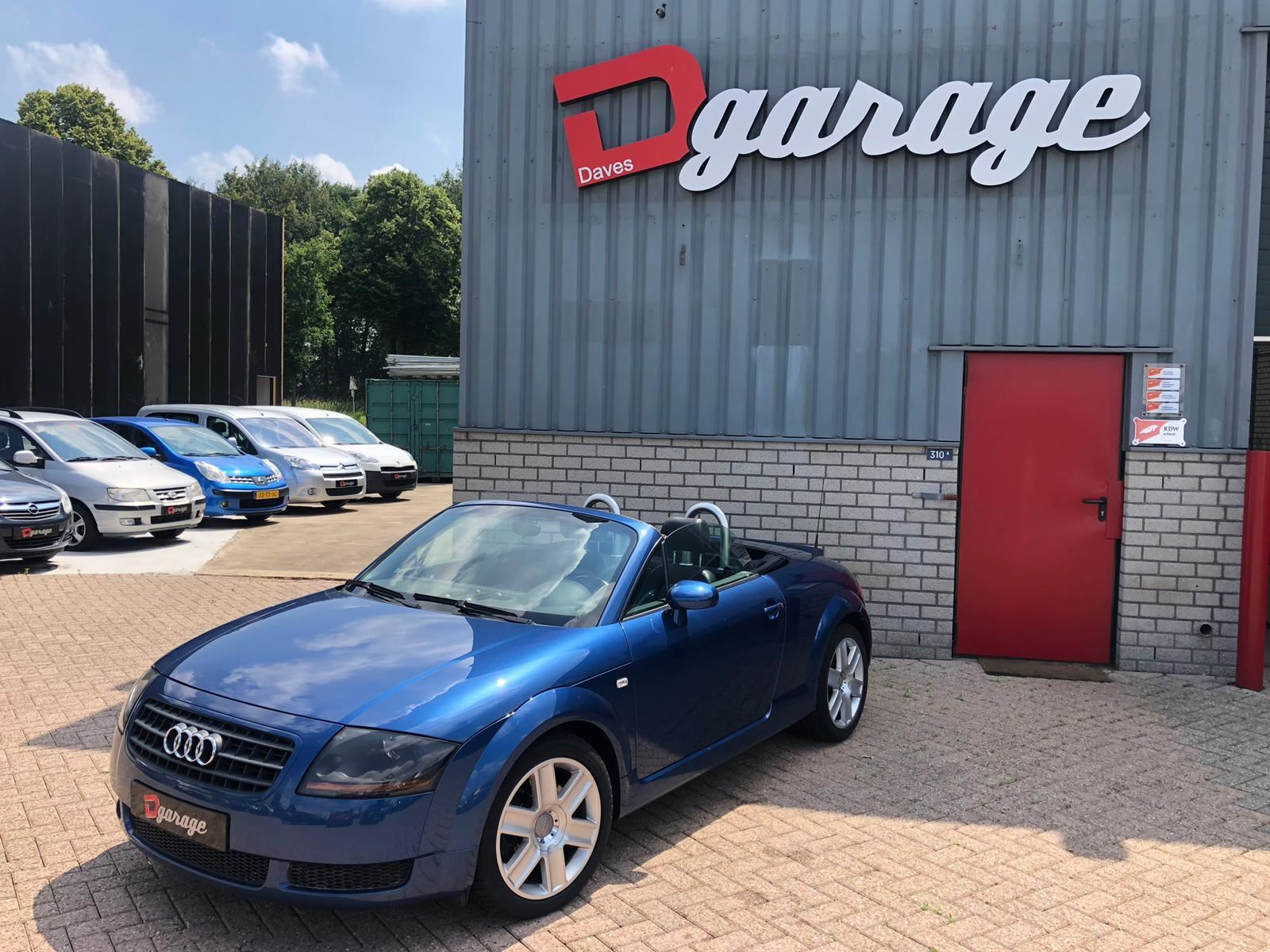 Audi TT Roadster occasion - Dave's Garage