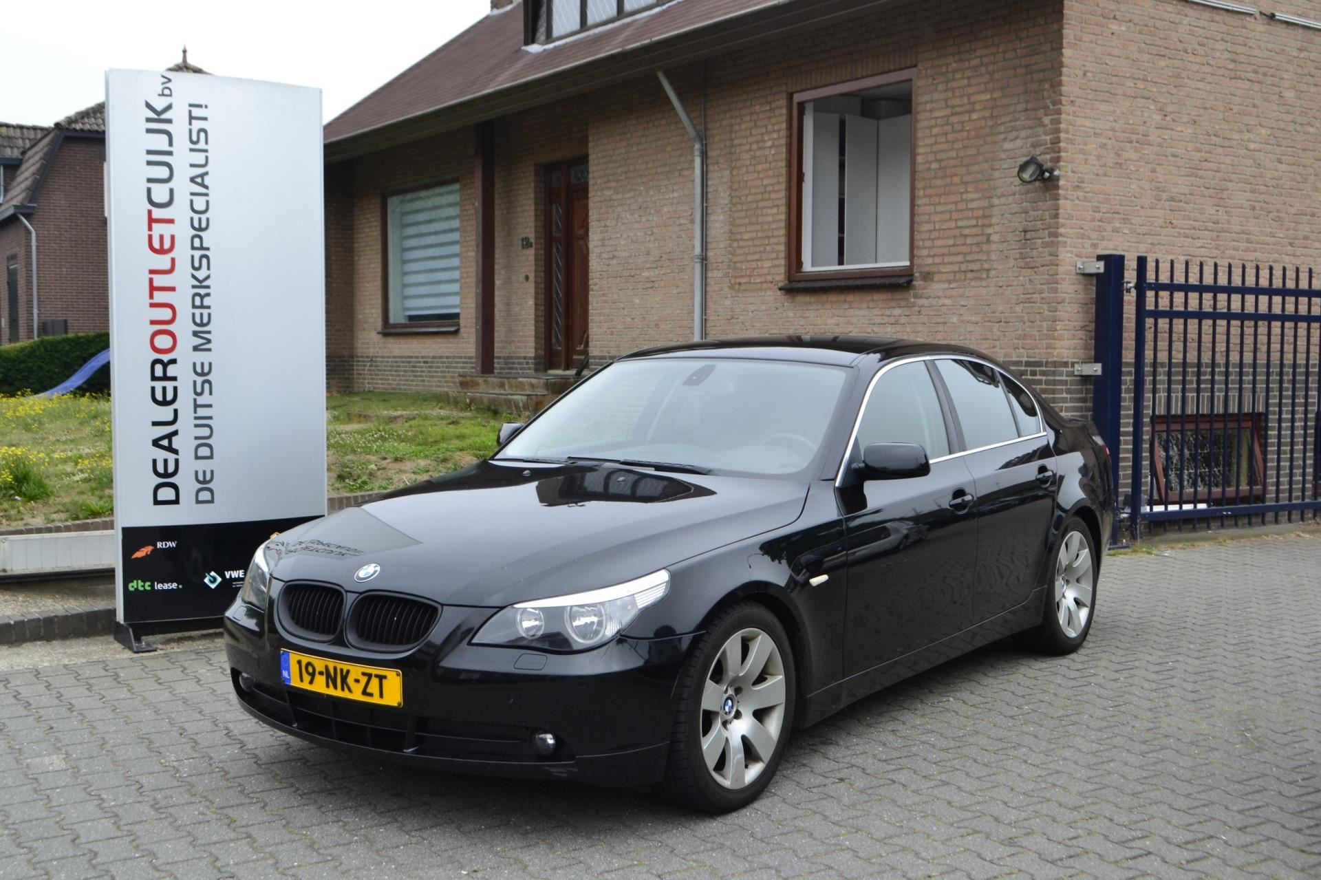 BMW 5-serie occasion - Dealer Outlet Cuijk b.v.