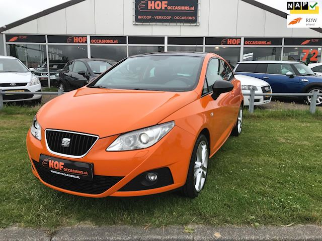 Seat Ibiza SC 1.4 Sport Color edition