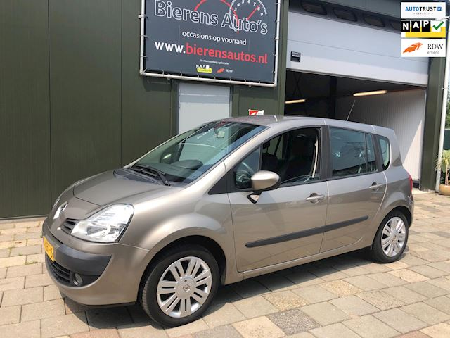 Renault Grand Modus 1.2 TCE Exception (Airco/Leder/Cruise/Nieuwstaat)