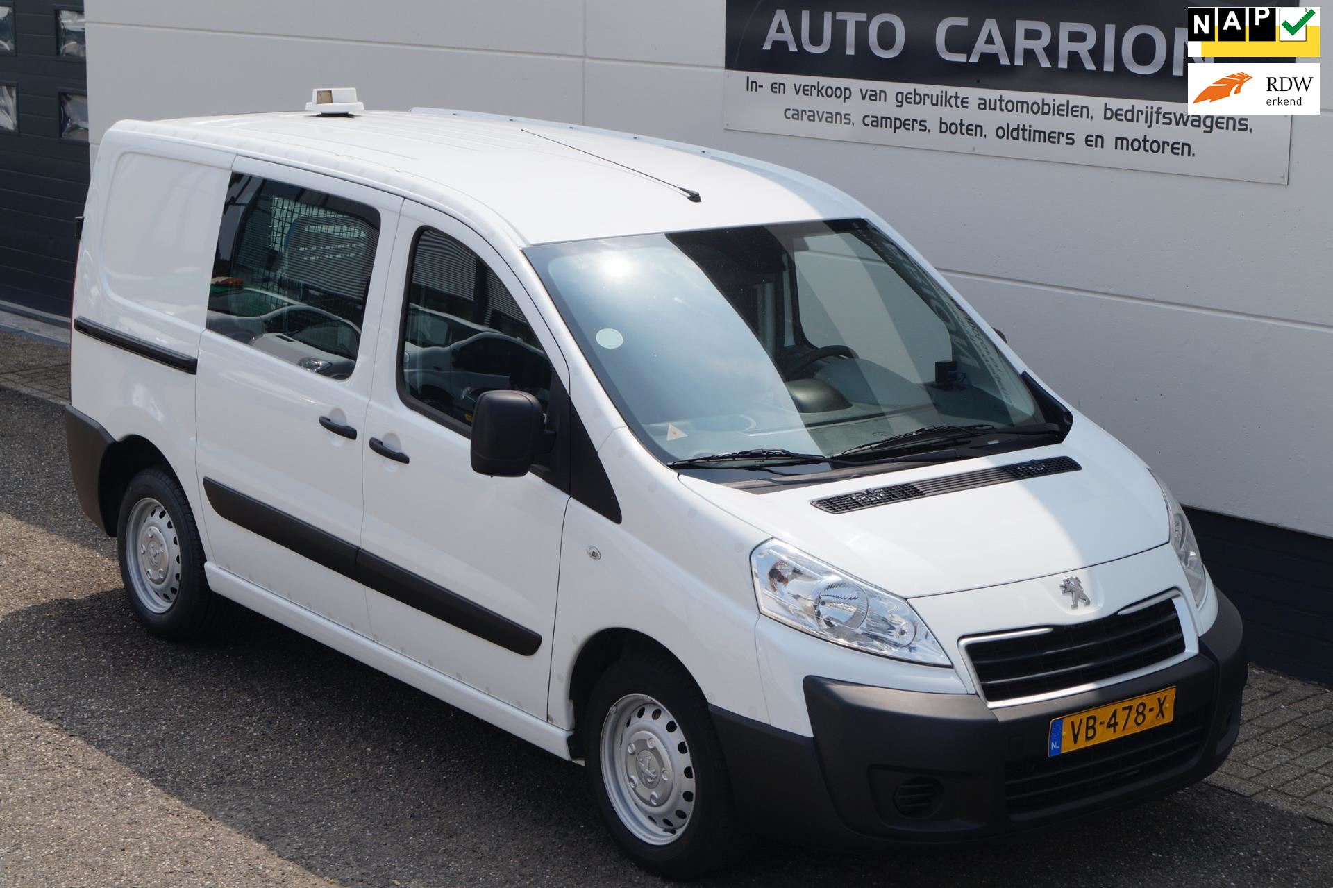 Peugeot Expert occasion - CARRION