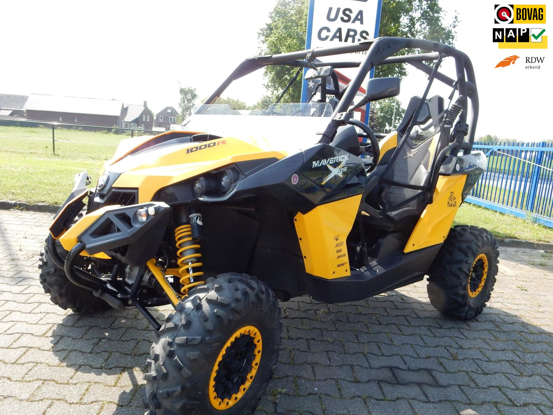 Can-Am Sport occasion - HD USA CARS