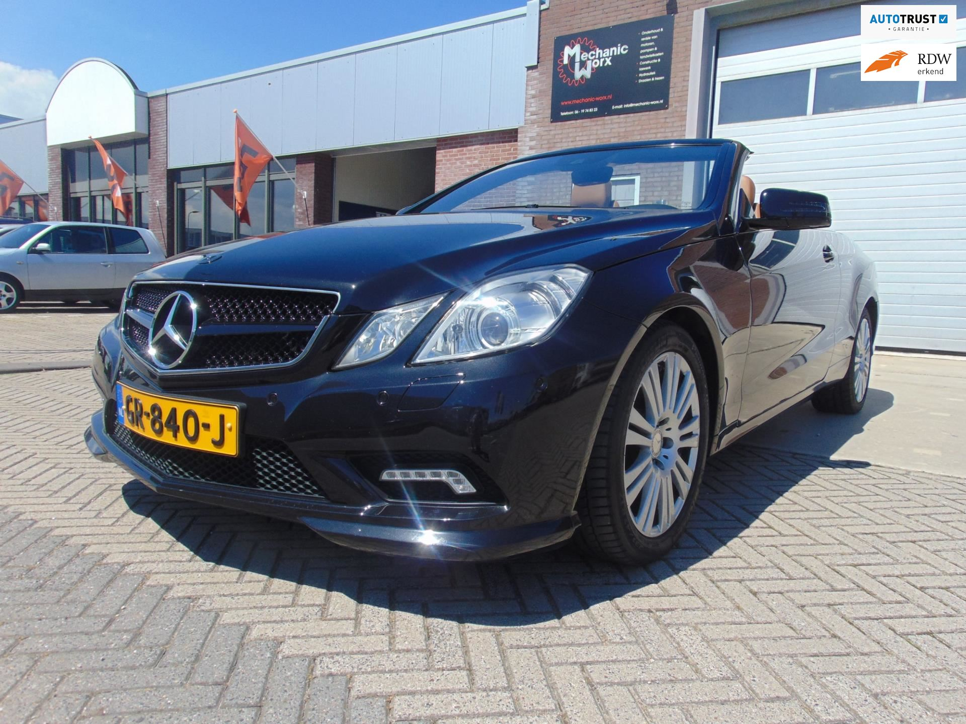 Mercedes-Benz E-klasse Cabrio occasion - FB2 Cars