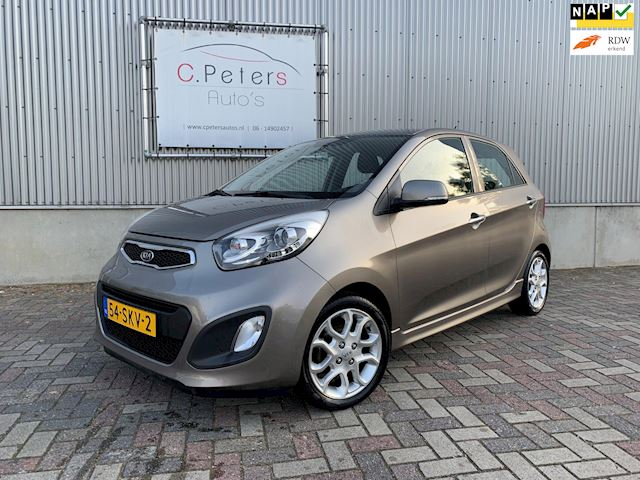 Kia Picanto 1.0 CVVT Comfort Pack 2011 / Clima / Keyless / LED / Bluetooth / Cruisecontrol / NAP
