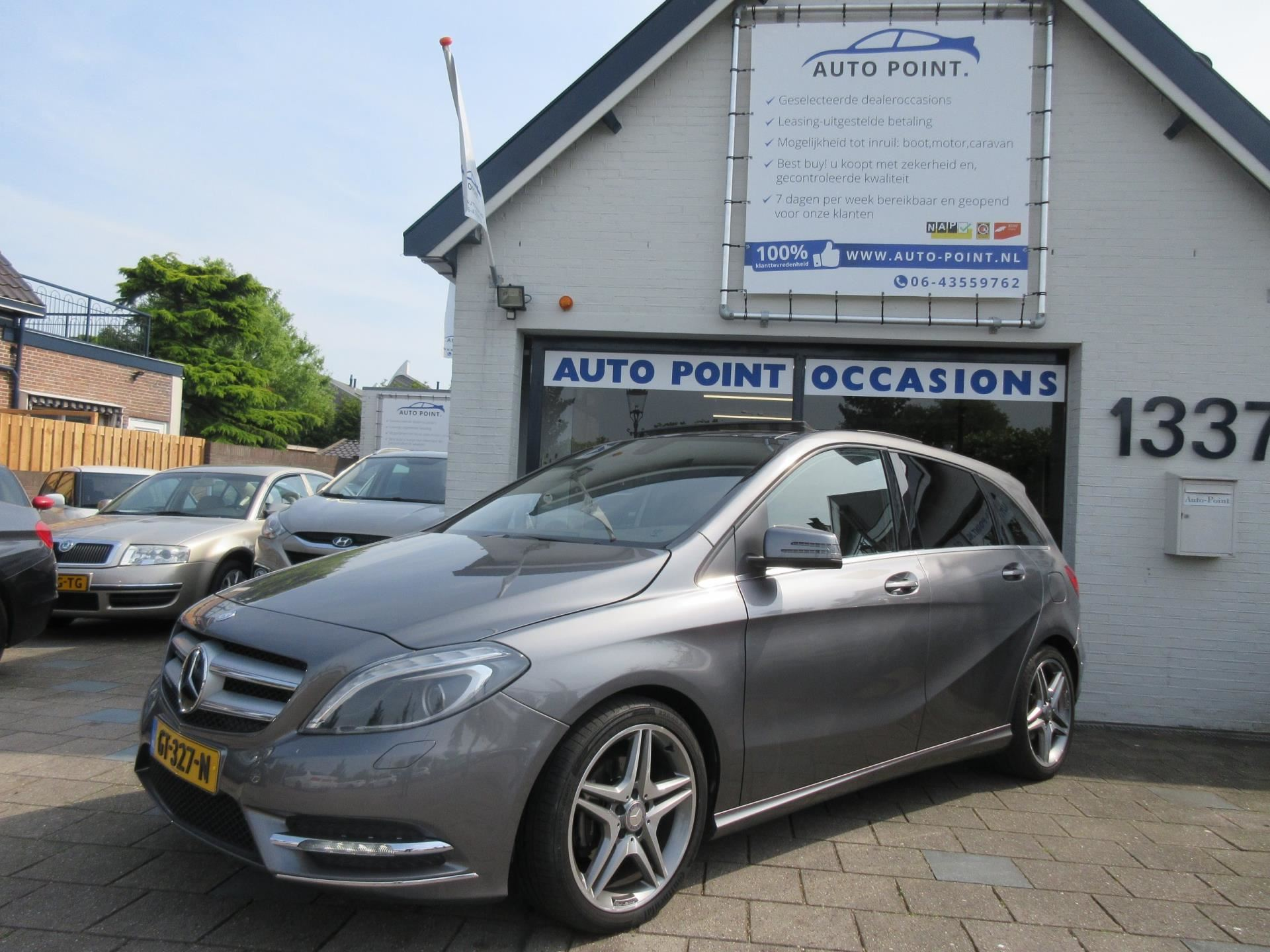 Mercedes-Benz B-klasse occasion - Auto Point