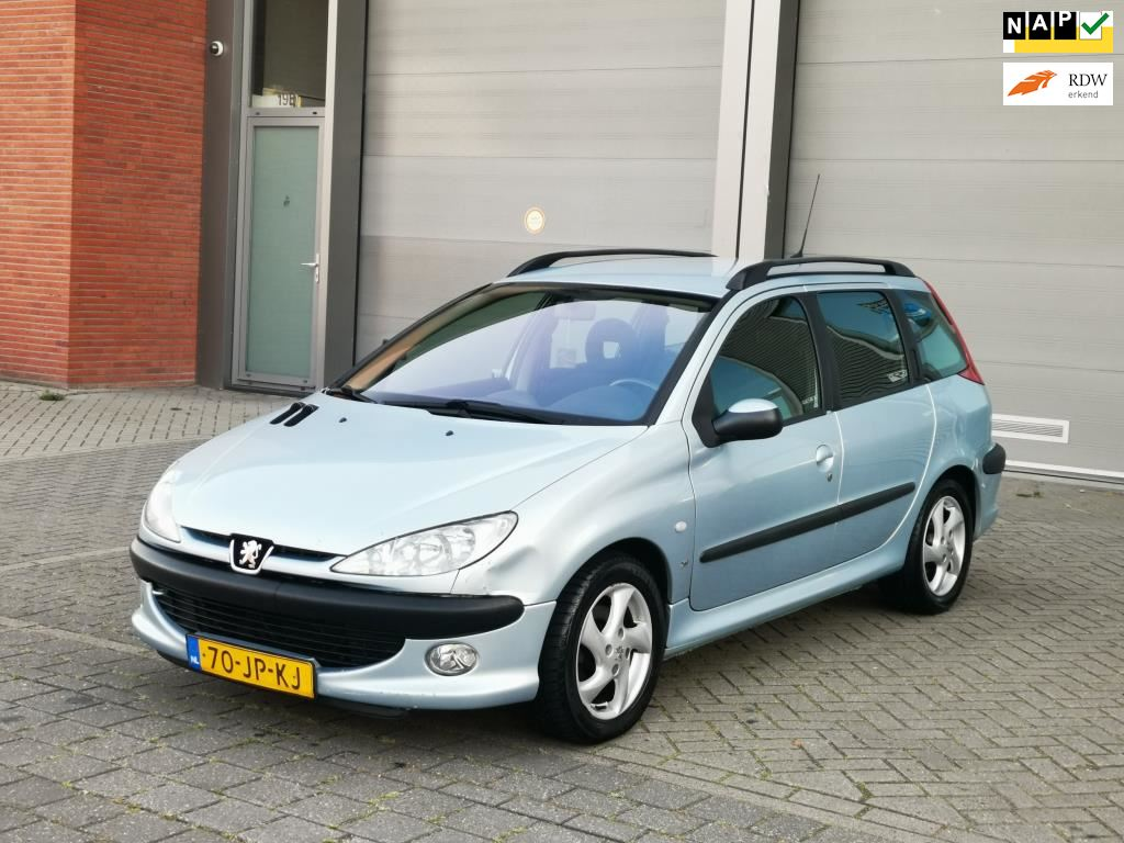 Peugeot 206 SW occasion - Staal Cars