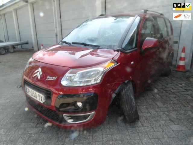 Citroen C3 Picasso 1.6 HDiF Exclusive schade motor perfect
