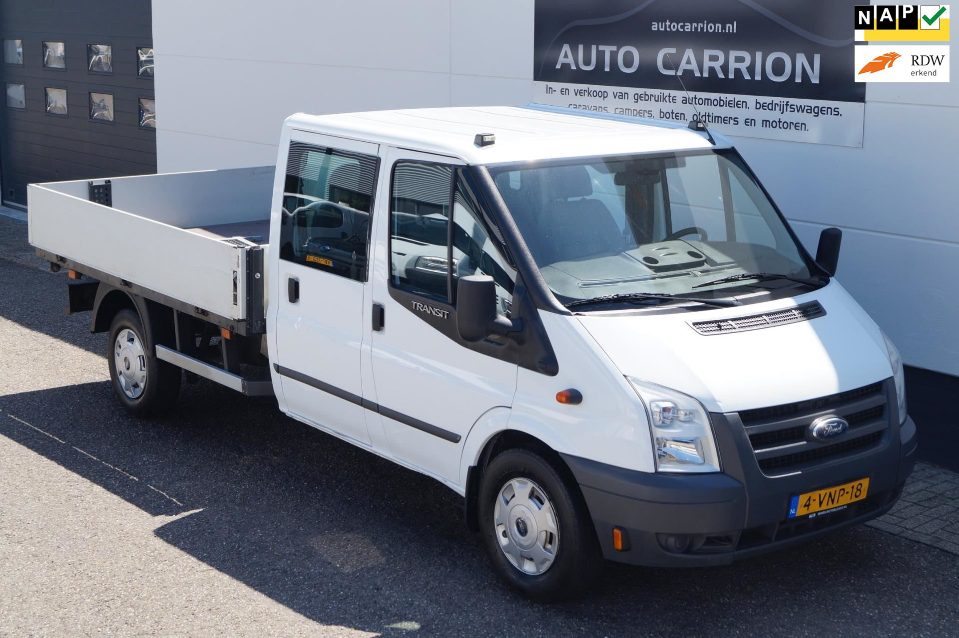 Ford TRANSIT 330L occasion - CARRION
